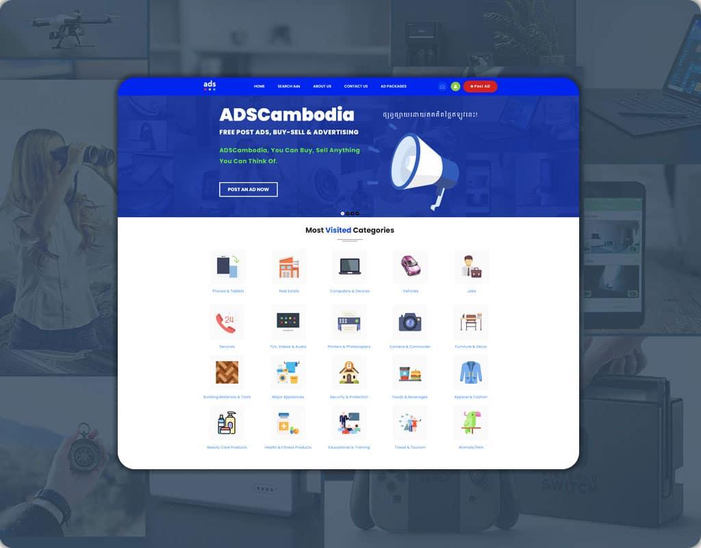ADSCambodia Projects