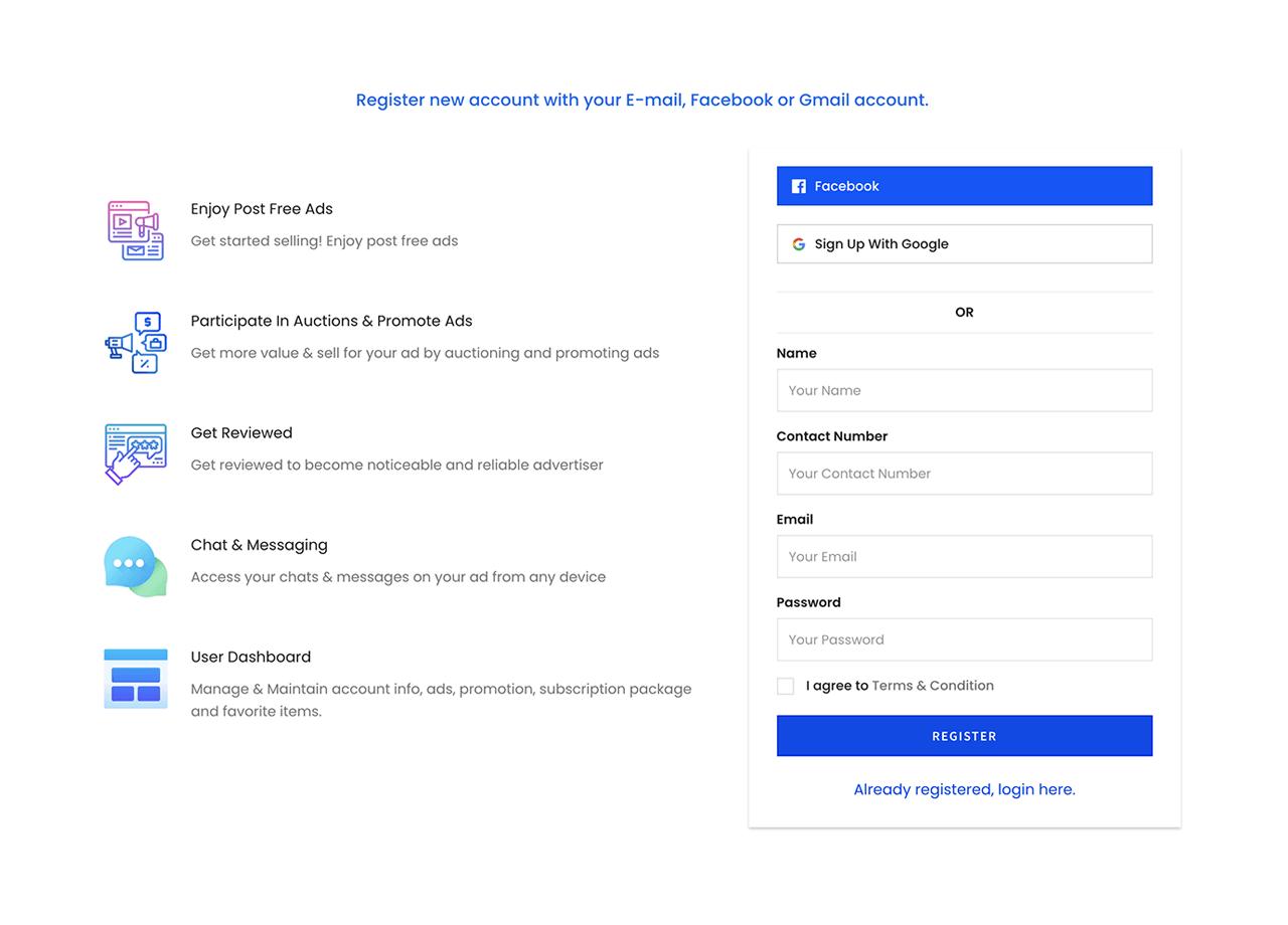 ADSCambodia Registration Page